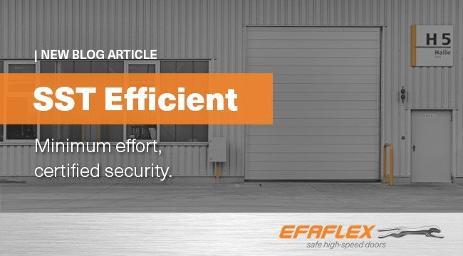 SST Efficient - fast and safe